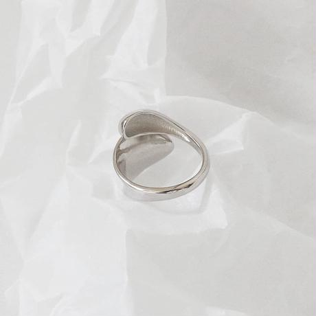 ラスト1 [silver925] wide wrap ring