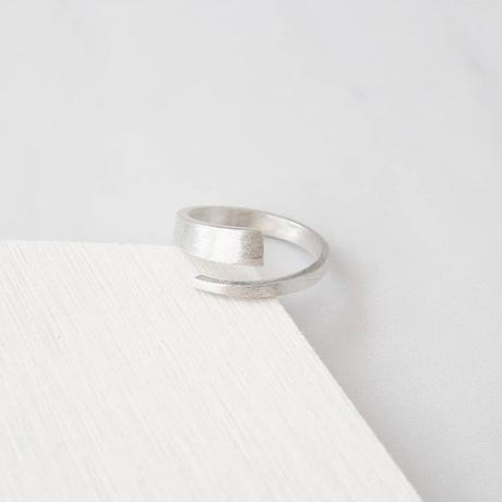 ラスト1 [silver925] wraps ring