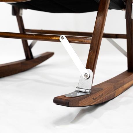Kermit Chair Walnut  set (TUFTED JACKET)