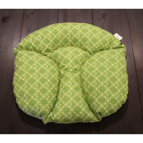 Washable sitting cushion / ざぶ座布/