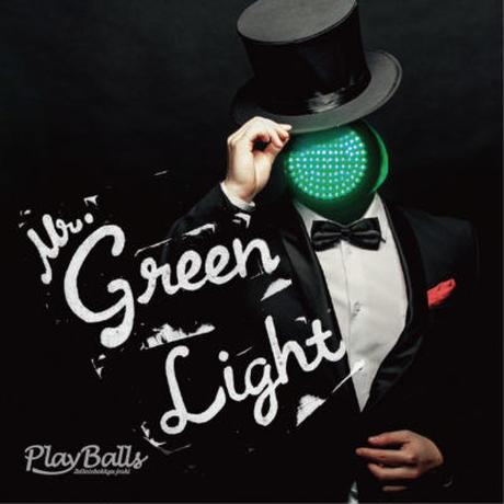 Mr.Green Light (CD)