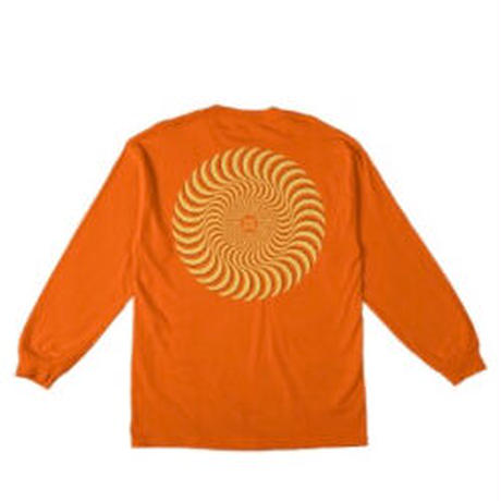 SPITFIRE / CLASSIC SWIRL OVERLAY L/S TEE