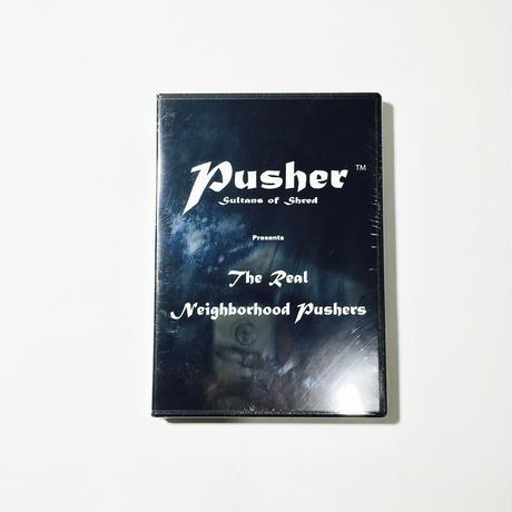 PUSHER WHEELS / The Real Neighborhood Pushers DVD