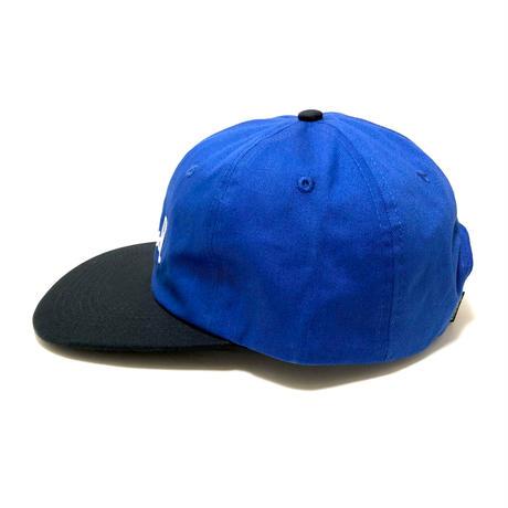 KROOKED / SKRIPT STRAPBACK CAP