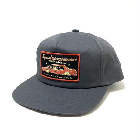 KROOKED / CAR CLUB SNAPBACK
