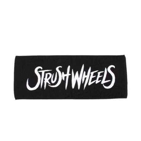 STRUSH WHEELS / STREAM LOGO TOWEL