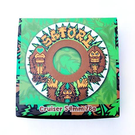 SATORI x BIGFOOT CRUISER SOFT WHEEL