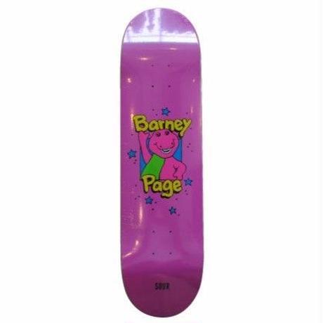 SOUR SOLUTION / Barney 8.125インチ