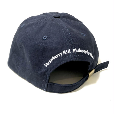 Strawberry Hill Philosophy Club / LOGO EMBROIDERED CAP