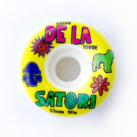 SATORI WHEEL / DE RA SATORI / BLIAN DELATORRE