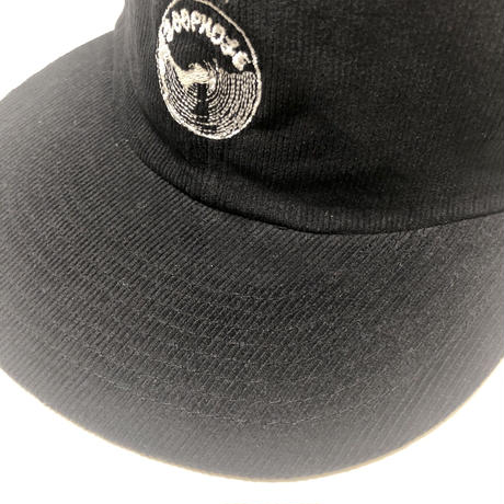 LOOPHOLE WHEELS / EMBROIDERED CORDUROY CAP