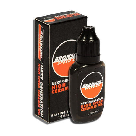 BRONSON / HIGH SPEED CERAMIC OIL