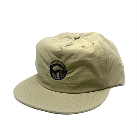 LOOPHOLE WHEELS / EMBROIDERED SURF CAP