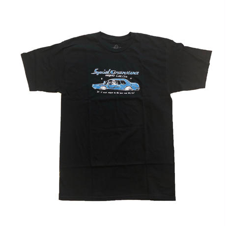 KROOKED / CAR CLUB TEE