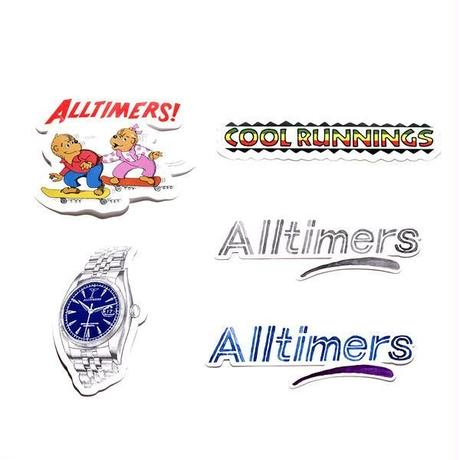ALLTIMERS / STICKER PACK III