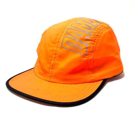 DAMAGE / 4 PANEL TECH CAP