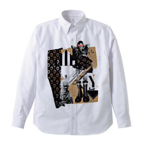 空想架空マンション「ver.2」Yシャツ