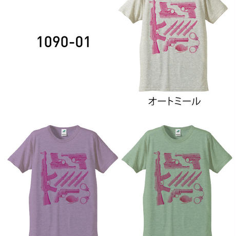 ジェニー・カオリ/VIOLENCE_PINK/Tee