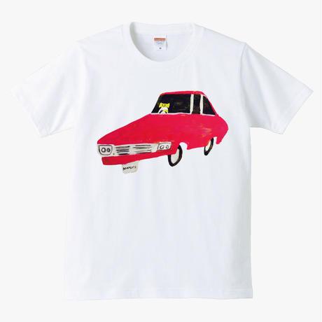立川恵一/赤い車