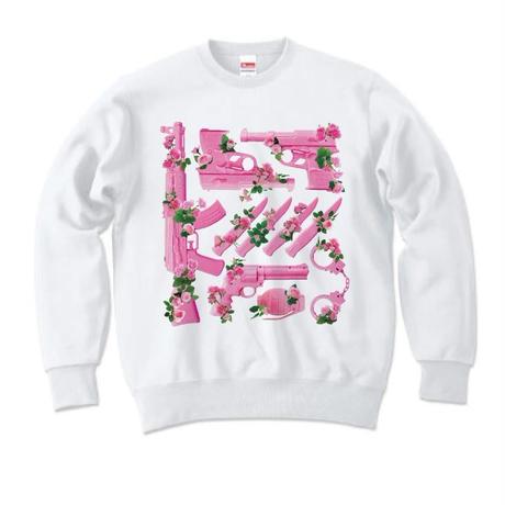 ジェニー・カオリ「Violence Pink -Thx.Edition-」スウェット