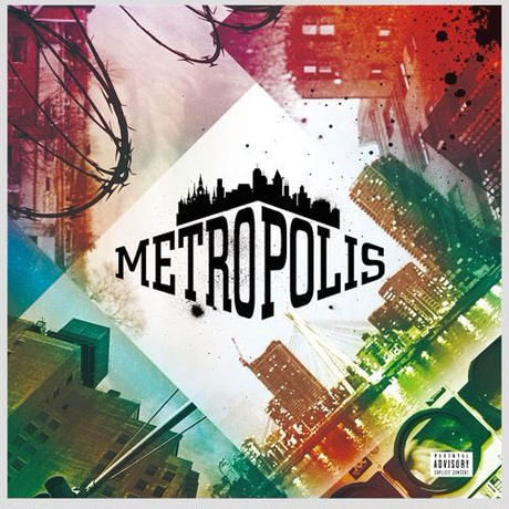 CD 「V.A. - METROPOLIS」