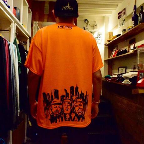 Tシャツ「Omen-44, Nipps n Vikn - 25:17 Tシャツ」