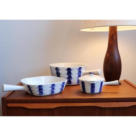 Lyngby porcelain saucepan B