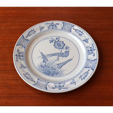 Rorstrand Fagel bla lunch plate A