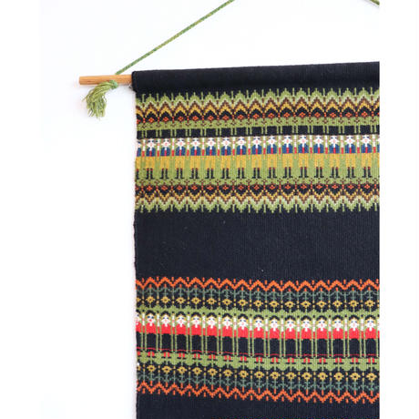 Sweden bunden rosengang tapestry
