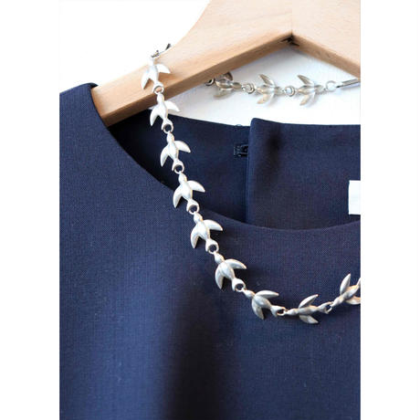 Vintage silver collier Necklace