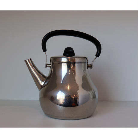 Silver & Stal stainless pot
