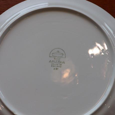 ARABIA Kilta Marja dinner plate A