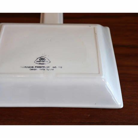 JIE Gantofta dish with a handle