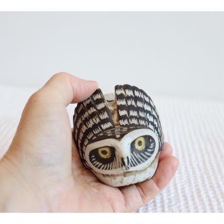 Gustavsberg flying owl  figurine