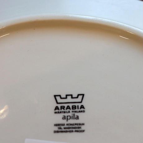 Arabia Apila oval plate