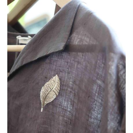 vintage silver brooch