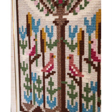 tvistsom tapestry with frame included