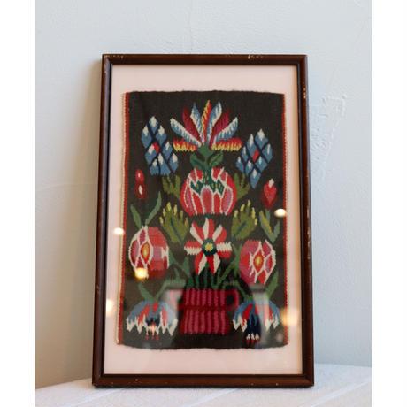flemish tapestry Flowers