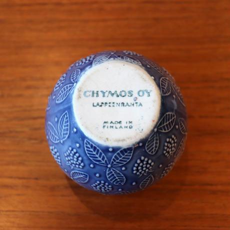 arabia chymos jar blue