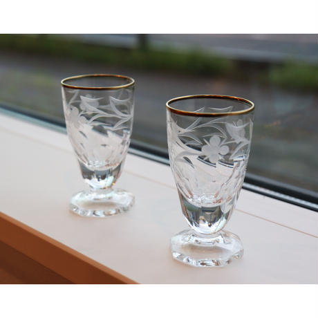 Kosta Boda shot glass XS