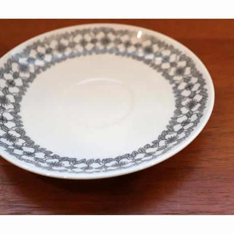 Rorstrand Mimosa trio set (cup& saucer and dessert plate)