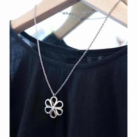 vintage finnish sterling silver necklace
