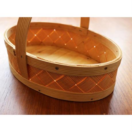 Sweden Spankorg oval basket