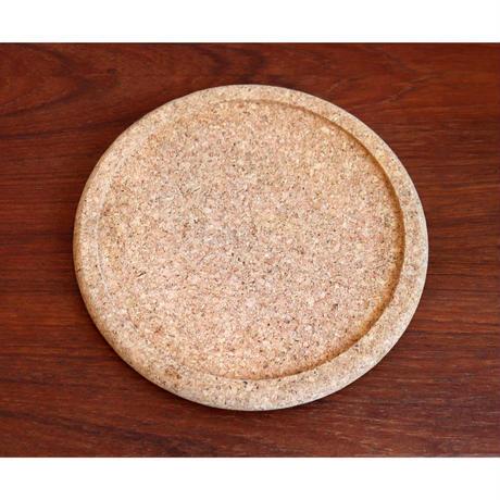 Boda Nova glass casserole with cork tray