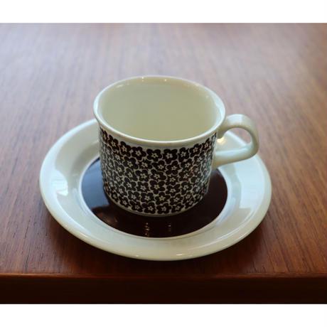 Arabia Faenza coffee c/s brown A