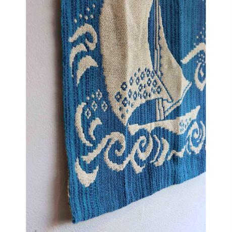 TAKANA wall hanging reversible tapestry