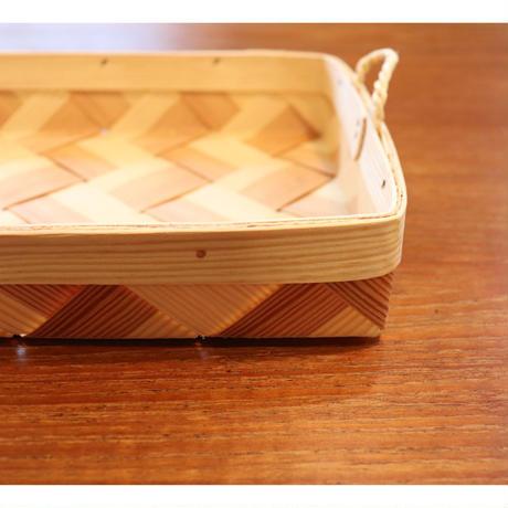 Sweden Sporn Coli rectangle basket  large size