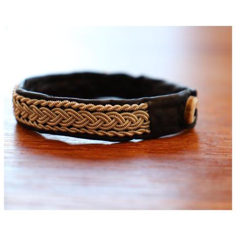Saami Bracelet Midnatt black