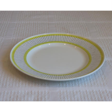 Gustavsberg pike dessertplate