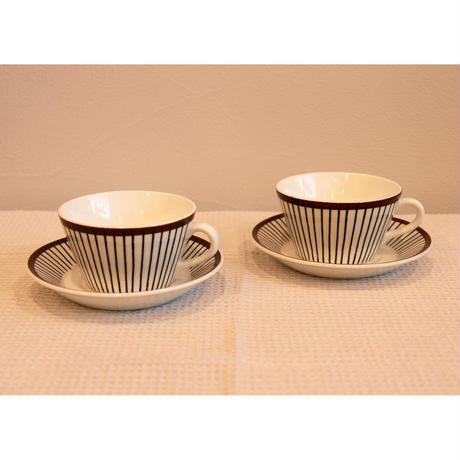 Gustavsberg spisa ribb tea c/s  B